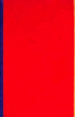 Barnett Newman, Who's Afraid of Red, Yellow, and Blue? 1966